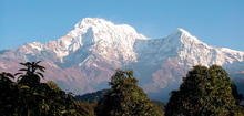 South Side of Mt. Annapurna